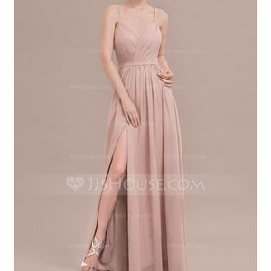 Dusty Rose Gown